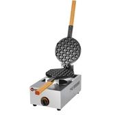 香港萬卓雞蛋仔機可做110V商用煤氣燃氣蛋仔機雞蛋餅機雞蛋仔機器擺攤小吃 小山好物