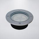 戶外防水地底燈 附LED56粒 旋轉跳閃 附預埋筒(訂製品)