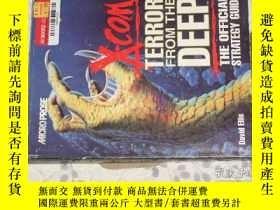 二手書博民逛書店X-Com罕見Terror From the Deep: the