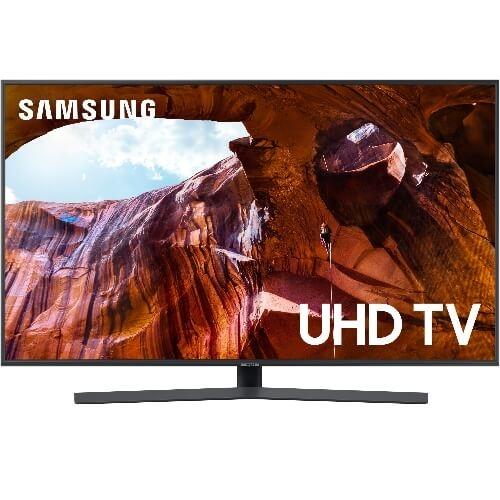 (含運無安裝)三星43吋4K超晶透顯色電視UA43RU7400WXZW