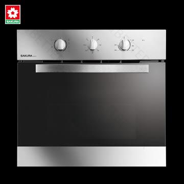 【買BETTER】櫻花電器配備/櫻花電烤箱 E6672嵌入式65L超大容量電烤箱(原E6670改款)★送6期零利率