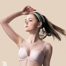 【南紡購物中心】華歌爾 城市輕運動系列B-E罩杯內衣(粉膚)
