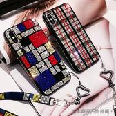 SONY Xperia 5 Xperia10 Plus XA2 Ultra XZ3 XZ2 L3 彩格千鑽 手機殼 水鑽殼 保護殼 訂製