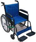 輪椅B款-22吋中輪-鋁合金輪椅 / 適...