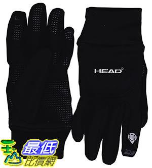 [美國直購] HEAD Digital Sport Running Gloves with Sensatec (M)