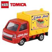 【日本正版】TOMICA 多美小汽車 三菱 SUZUKI 行動販賣車 NO.57 移動販賣車 玩具車 - 801252