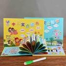 兒童充電有聲掛圖益智早教玩具識字卡片寶寶全套點讀啟蒙數字發聲
