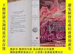 二手書博民逛書店STUDY罕見IN DANIELY7319 不詳。