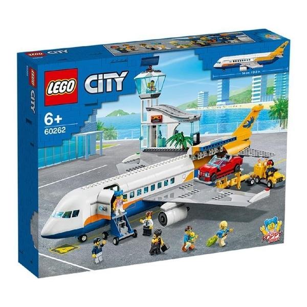 LEGO 60262 城市客機 城鎮系列樂高盒組