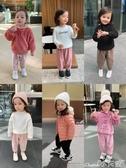 兒童長褲嬰童裝兒童保暖褲女寶寶冬季加絨打底褲外穿長褲女童休閒褲 新年禮物