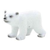 【MOJO FUN 動物模型】動物星球頻道獨家授權 - 小北極熊(行走) 387020