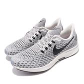 Nike 慢跑鞋 Air Zoom Pegasus 35 AS 灰 白 飛馬 塗鴉設計 氣墊避震 男鞋【PUMP306】 AT9977-101