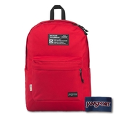 【JANSPORT】RECYCLED SUPERBREAK 系列後背包 -紅(JS-43801)