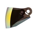 【東門城】SOL  SO-5 專用電鍍鏡片(電鍍紅) 安全帽鏡片