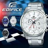 【人文行旅】EDIFICE | EFV-510D-7AVUDF 智慧工藝賽車錶