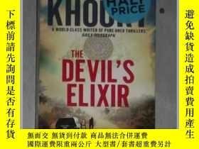 二手書博民逛書店英文原版罕見The Devil s Elixir by Ray