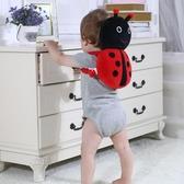寶寶護頭枕防摔帽小孩學走路防摔頭學步帽保護神器嬰兒防撞保護枕 萬客居