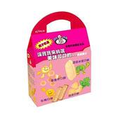 舒兒親子彩盒牙餅組合包7入【愛買】