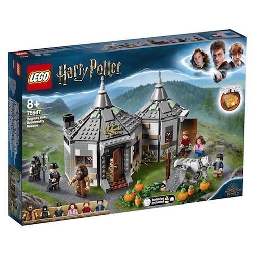 LEGO 樂高 75947 Hagrid s Hut: Buckbeak s Rescue