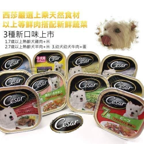 【🐱🐶培菓寵物48H出貨🐰🐹】歡樂西莎餐盒口味混搭24盒~口味隨機