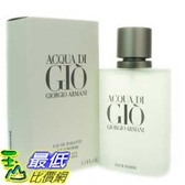 [104美國直購] Acqua B000E7YK5K 男士淡香水 Di Gio By Giorgio Armani 3.4 Ounces  $2609