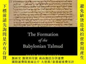 二手書博民逛書店The罕見Formation Of The Babylonian