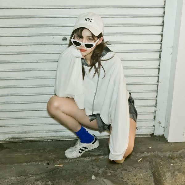 LULUS特價-E素面短版連袖上衣-5色  現【01017854】