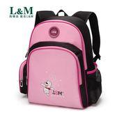 兒童小學生書包男女1-3-6年級減負護脊雙肩背包超輕男童女童 3C優購