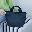 手提包 箱包手提餃子包防水牛津布女式側背斜背430157同款尼龍拎包 伊蒂斯