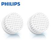 【超值2入組】飛利浦淨顏煥采潔膚儀 一般膚質刷頭 SC5990 (適用SC5265/SC5275/BSC200)免運費