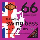 小叮噹的店 英國ROTOSOUND RDB665LD (45-130) 五弦電貝斯弦 旋弦公司貨