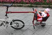 自行單車親子拖車連結桿兒童安全座椅台灣製造