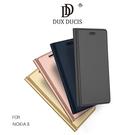 DUX DUCIS NOKIA 8 SKIN Pro 皮套 插卡 可立 側翻 保護套 手機套