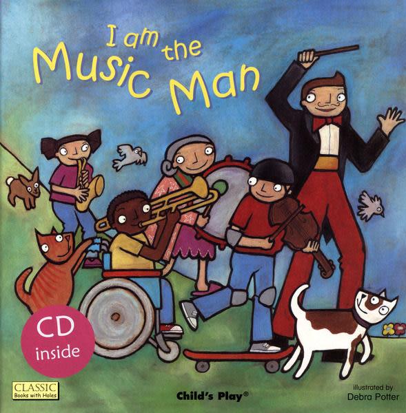 『鬆聽出英語力--第8週』- I AM THE MUSIC MAN / 書+CD (JY版)