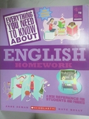 【書寶二手書T9/語言學習_XBM】Everything You Need to Know about English