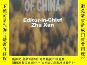 二手書博民逛書店MINERAL罕見FACTS OF CHINAY258306 z