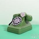 韓國少女粉色電話兒童攝影道具儲蓄罐 房間拍照道具擺件禮物 快速出貨
