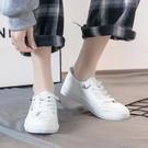 小白鞋子女2021年新款百搭春夏季女鞋网面透气网鞋休闲平底鞋板鞋