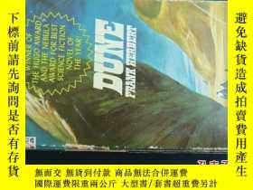二手書博民逛書店DUNE罕見by FRANK HERBERT-1965年Y683