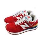 NEW BALANCE 574 復古鞋 運動鞋 紅色 男鞋 ML574HA2-D no899