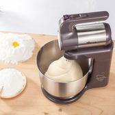 打蛋器 電動家用臺式全自動打蛋機帶桶打奶油機烘焙和面攪拌機