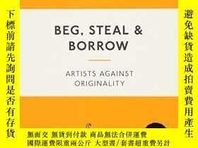 二手書博民逛書店Beg,罕見Steal And BorrowY256260 Robert Shore Laurence Kin