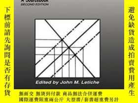 二手書博民逛書店International罕見Economic Policies And Their Theoretical Fo