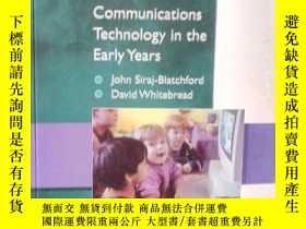 二手書博民逛書店Supporting罕見ICT in the Early Yea