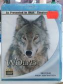 影音專賣店-Y13-006-正版藍光BD【狼】-Wolves