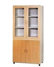 【 C . L 居家生活館 】F-213高級鋼木書櫃(開門兩層)