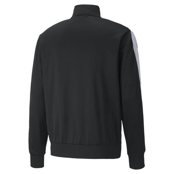 PUMA 男款黑色流行系列T7 2020 SPORT立領外套-NO.59879801