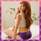 性感俏麗甜心內褲-美妙戀曲 紫【AB08152-2】 i-Style居家生活