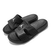 Nike 涼拖鞋 Jordan Hydro 8 黑 白 男鞋 運動拖鞋 喬丹 【ACS】 CD2803-001