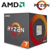 【免運費-隨貨送雪豹鼠墊】AMD Ryzen 7-1700 3.0GHz 八核心處理器 R7-1700 (內含風扇)
